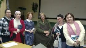 Встреча горожан с Ириной Яковлевной Медведевой