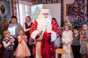 Праздничный утренник Рождества Христова