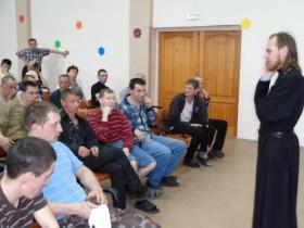 Встреча с клиентами Ширшинского психоневрологического интерната