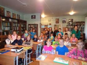 Посещение Православного культурного центра в дни школьных каникул