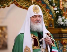 всенощное бдение под руководством Патриарха Московского и Всея Руси Кирилла