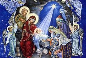 Подготовку к празднику Рождества Христова