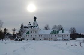 Экскурсия в Антониево - Сийский монастырь