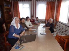 Сестры милосердия о VI Общецерковном съезде
