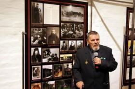 Открылась выставка, посвящённая новомученикам
