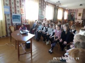 Занятия со школьниками